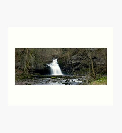 West Burton Falls Art Print