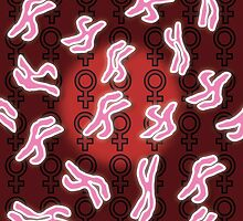 Female Chromosomes by theimagezone
