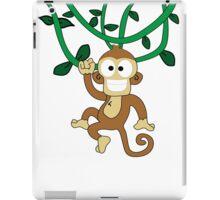 cute monkey iPad Case/Skin