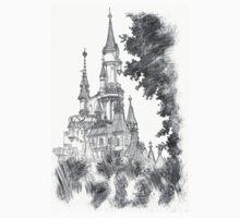Sleeping Beauty Castle T-Shirt