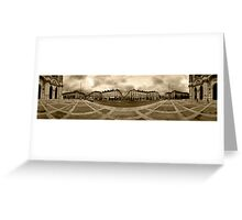 Orleans Cathedral Square Greeting Card