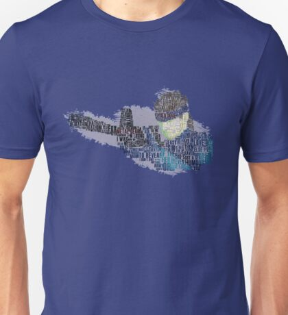 Metal Gear Solid - Solid Snake Unisex T-Shirt