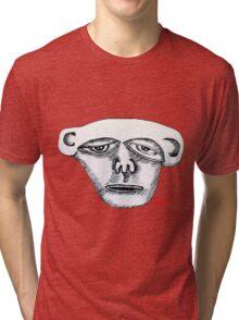 Monkey Head Tri-blend T-Shirt