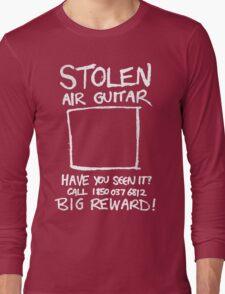 Stolen Air Guitar Long Sleeve T-Shirt