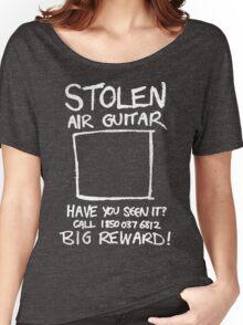 Stolen Air Guitar Women's Relaxed Fit T-Shirt