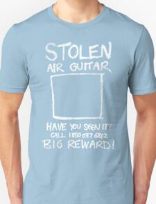 Stolen Air Guitar T-Shirt