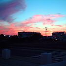Calan Forcat Sunset by Tom Gomez