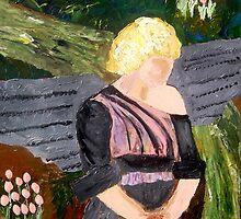 Angel to Human by Karen L Christophersen