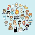 Studio Chibi by Steph Hodges