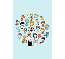 Studio Chibi Photographic Print