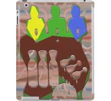 THE PARTY iPad Case/Skin