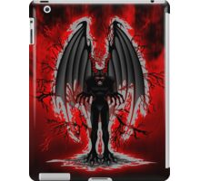 Evil Demon Spirit iPad Case/Skin