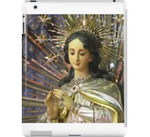 Immaculate Mary iPad Case/Skin