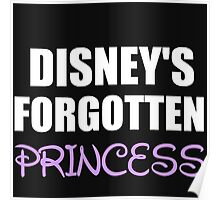 DISNEY'S FORGOTTEN PRINCESS Poster