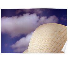 Opera Skies Poster