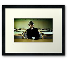 Errol Mitchell Framed Print