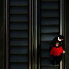 Escalator by Dave Hiskey