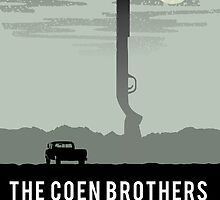 No Country For Old Men  by Harrison Pidgeon