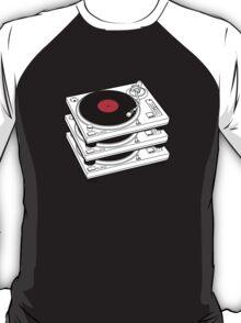 GRAMOPHONES RECORD PLAYERS T-Shirt