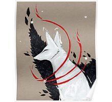 FOX RIBBONS Poster