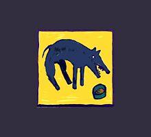 STARVE BLUE DOG  EATING  Unisex T-Shirt