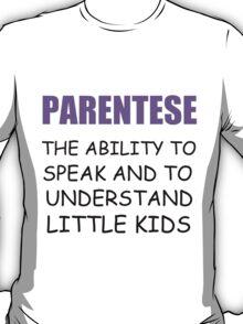 PARENTESE T-Shirt