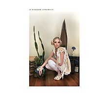 ' ast er svaldgafur '  Photographic Print