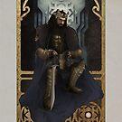 Art Nouveau Thorin Oakenshield by koroa