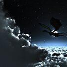 Moon Light Flight by Walter Colvin