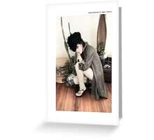 loved despite great faults Greeting Card