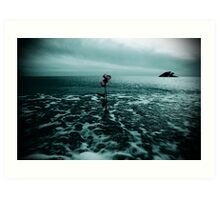 Offering to the Sea Art Print