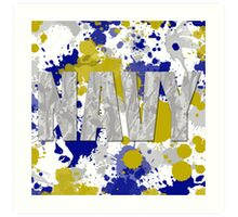 US Navy Art Print