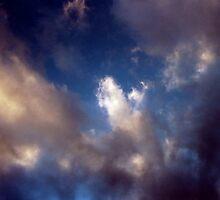High Sierra Storm by jtnoda