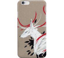 DEER II RIBBONS iPhone Case/Skin