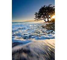Swept out to Sea Photographic Print