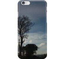 Windswept Australian Cloud iPhone Case/Skin