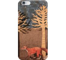 Into The Forest- Phone Case No. 2 iPhone Case/Skin