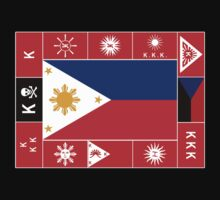 Philippine Flags by kayve