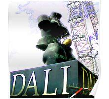 Eye on Dali Poster
