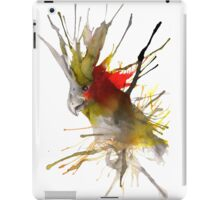 COCKATIEL INK iPad Case/Skin