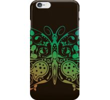 Abstract multicolored butterfly 4 iPhone Case/Skin