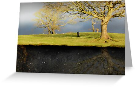Subterranean :1 by Paul Vanzella