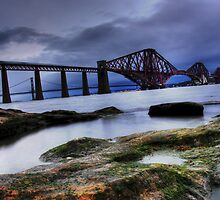 Forth Rail Bridge by Craig Maguire