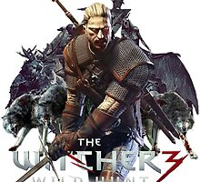 The Witcher 3 : Wild Hunt by toenes524