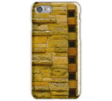 Clock Tower Wall iPhone Case/Skin