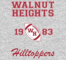 Walnut Heights Football by RJ Young