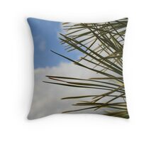 Pine Sky Throw Pillow