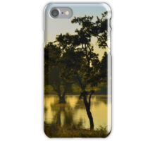 Waiting for the Heat iPhone Case/Skin