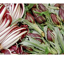Veggies Photographic Print