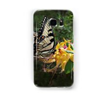 Eastern Tiger Swallowtail (Papilio glaucus) Samsung Galaxy Case/Skin